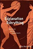 img - for The Explanation for Everything : Essays on Sexual Subjectivity (Hardcover)--by Paul Morrison [2002 Edition] book / textbook / text book