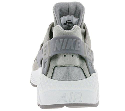 Gris Femme Huarache Nike Run White medium De Chaussures Grey Prm Air W Off Suede Sport vawxaqFHZ