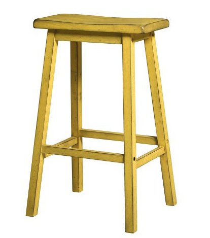 Yellow Antique Bar Stools 29 Inches Set of 2 Traditional Home Kitchen Patio Breakfast Indoor For Sale Tabouret Wood Chairs Restaurant Retro Furniture Rustic Seats Garage Inch Pub Sports Backless (Antique Wood Bar For Sale)
