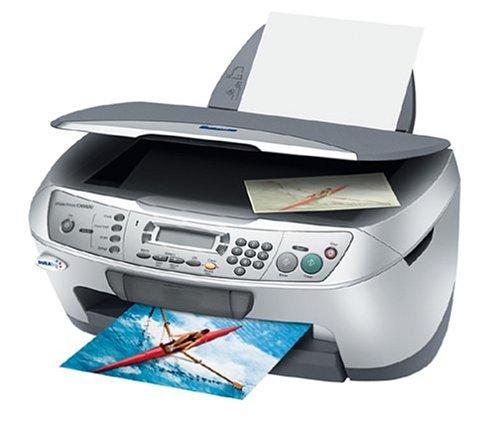 Epson Stylus CX6600 Photo Printer, Copier, Scanner