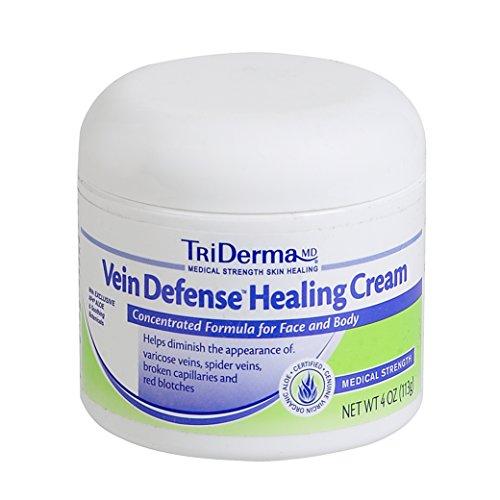 Vein Defense Healing Cream ( 4 oz) (Vitamin Healing K Cream)