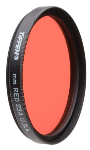Tiffen 58mm 23A Filter (Red) by Tiffen