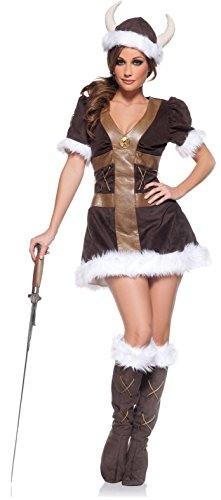 Women's Viking Princess Costume ()