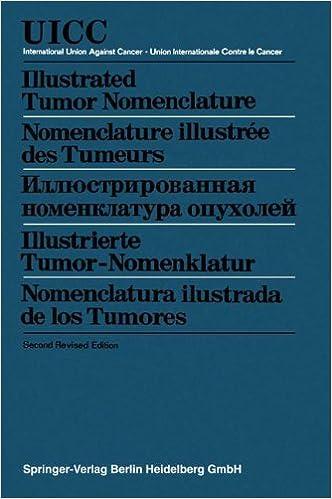 Book Illustrated Tumor Nomenclature / Nomenclature illustrée des Tumeurs / ???????????????? ???????????? ???????? / Illustrierte Tumor-Nomenklatur / ... (UICC International Union Against Cancer)