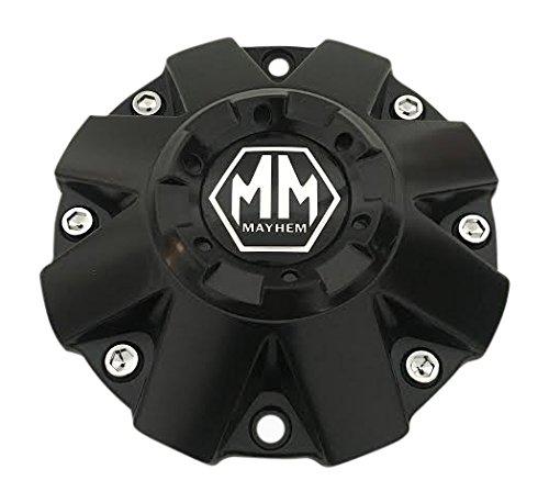 Mayhem Wheels C806805-1 C108015-16B01 C806806 Matte Black Center Cap