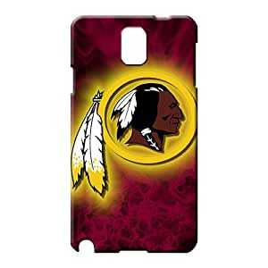 samsung note 3 Popular Plastic fashion phone cases washington redskins nfl football