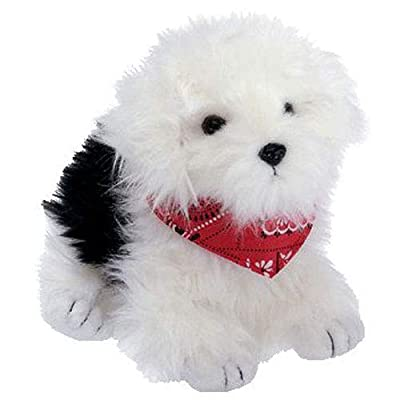 Ty Beanie Baby Hobo the Dog: Toys & Games