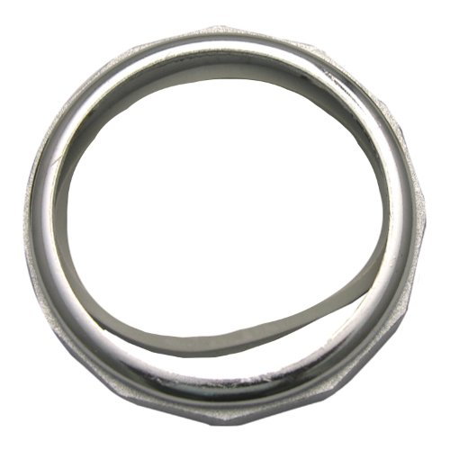 - LASCO 03-1839 Slip Joint Nut with Washer, 2-Inch, Chrome Plated