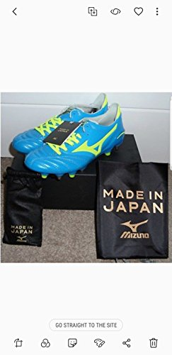 Mizuno Morelia Neo II Mix Made In Japan Football Boots Botas P1GC-165144 MenS Hombre UK 11, EUR 46