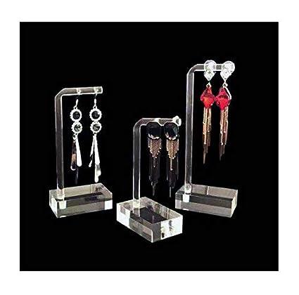 Trade Display Stands : Amazon.com: svea display modern design unique clear acrylic jewelry