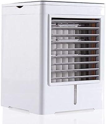 Ventilador USB Refrigerador de Aire Humidificador Purificador Aire ...