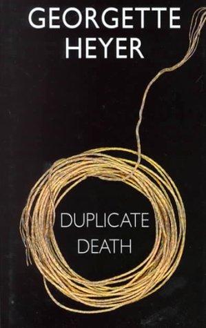 book cover of Duplicate Death