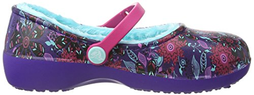Pictures of Crocs Karin Graphic Lined Clog Mary Jane ( 3