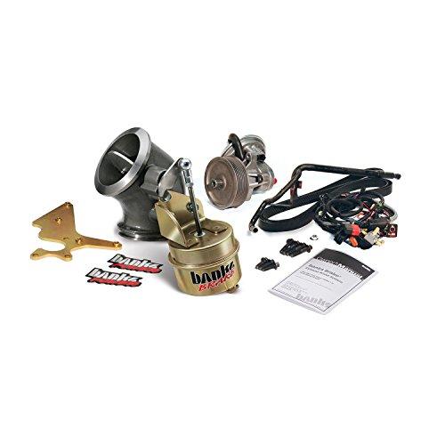 Banks Diesel Exhaust (Banks 55228 Exhaust Brake)