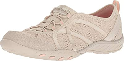 Skechers Relaxed Fit: Breathe Easy - Elegant Glow Natural 9