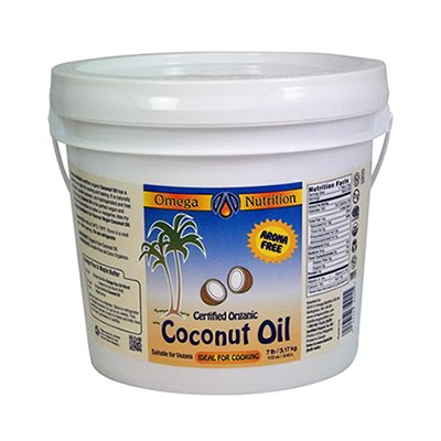 Omega Nutrition - Certified Organic Coconut Oil 112 Oz by Omega Nutrition