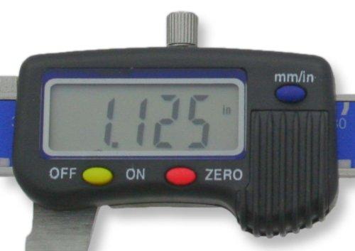 Oshlun MTEC-04 4-Inch Stainless Steel Digital Caliper