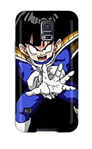 High-quality Durable Protection Case For Galaxy S5(kid Gohan )
