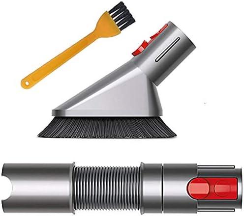 A-life V8 V7 V10 Dyson - Juego de Accesorios para aspiradora (Incluye Manguera de extensión y Cepillo para Polvo Suave y Cepillo pequeño): Amazon.es: Hogar