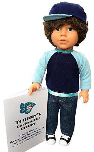My Sibling - 18 inch boy doll - Tommy