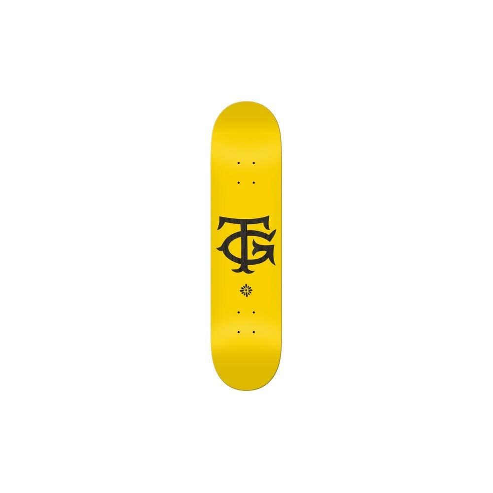 9.42 Inch Skateboard-Deck Santa Cruz schwarz Spacebowl Hand Pre Issue