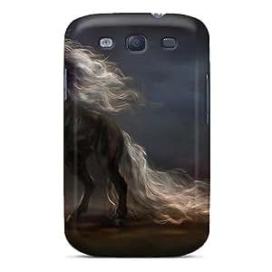 New Qyx2362oqmU Dark Horse Tpu Cover Case For Galaxy S3