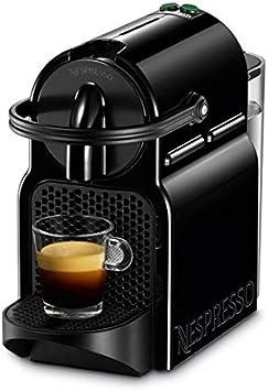Nespresso DeLonghi Inissia EN 80B-Cafetera de cápsulas, 19 bares ...