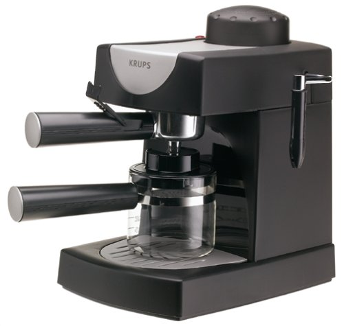Krups Coffee Makers ~ Krups fnd allegro espresso maker black gourmet
