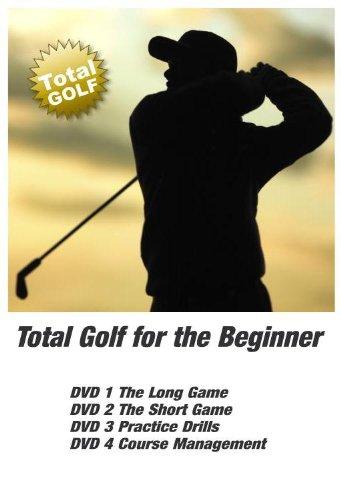Total Golf for the Beginner DVD [4 DVD set] - [Region 0 Worldwide]
