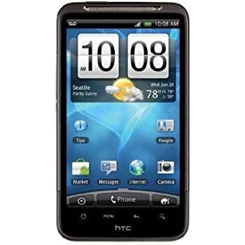 HTC Inspire 4G Unlocked Phone A9192, Black