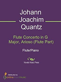 quantz concerto in g major analysis Download flute concerto in g major by giovanni battista pergolesi for free from musopenorg.