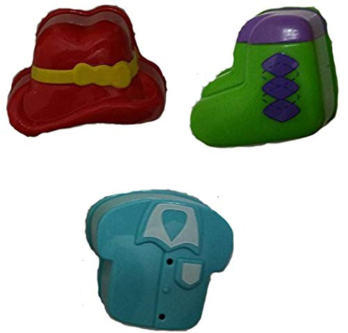 VTech Roll & Learn Activity Suitcase - Replacement Shapes - (Best Vtech Toddler Suitcases)