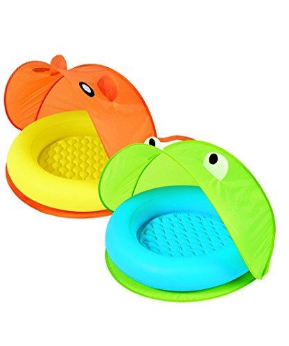 H2OGO! Play Pool w/ Twist 'N Fold Tent by Bestway