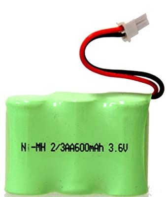 Kaito BT500 Replacement Rechargeable Battery Pack for KA500, KA550, KA600 Voyager Radios by Kaito