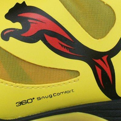 Puma Accelerate VI Mens Schuhe Sneaker / Schuh - Yellow