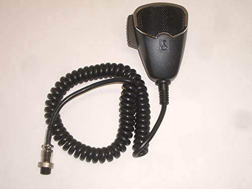 RK-COBRA REPLACEMENT 4 PIN DYNAMIC CB HAND MICROPHONE FOR C25LX & C29LX