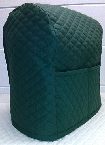 Green Heritage Kitchen - Quilted Sunbeam Heritage Series 4.6qt Mixmaster Cover (Hunter Green)