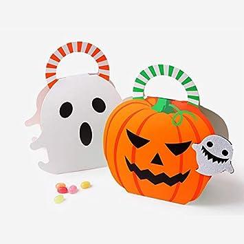 TOYMYTOY 20 Piezas Bolsas de Dulces de Halloween Bolsas de ...