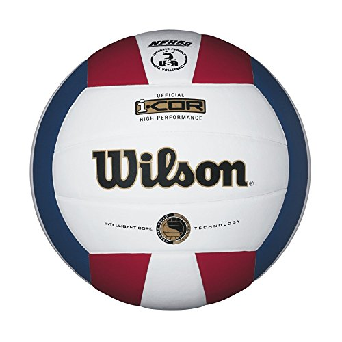 Buy wilson i cor power touch indoor volleyball white