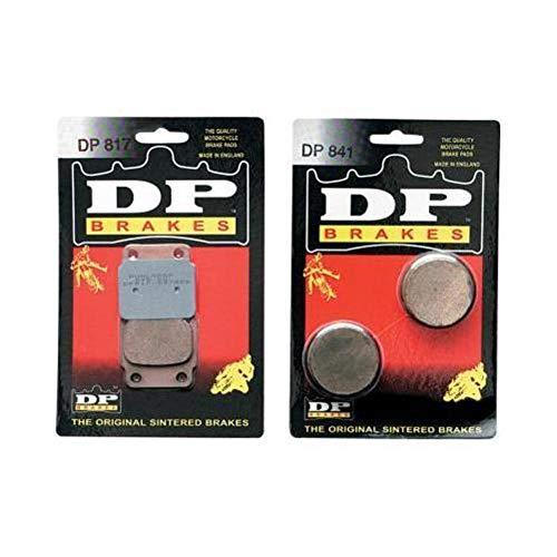(DP Brakes Standard Brake Pads DP957 for Harley Twin Cam V-Rod)