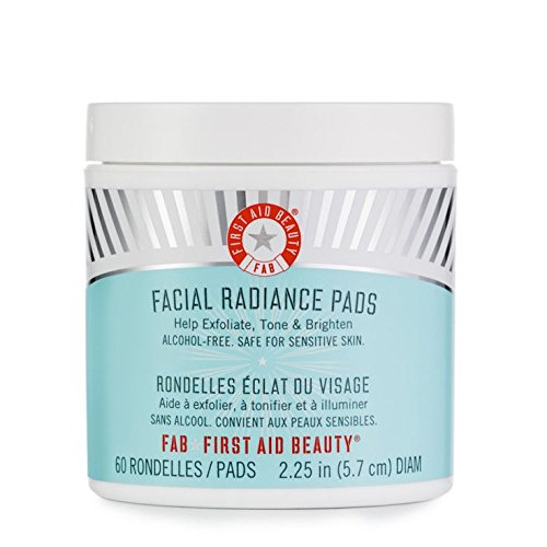 - First Aid Beauty Facial Radiance Pads, 60 Count