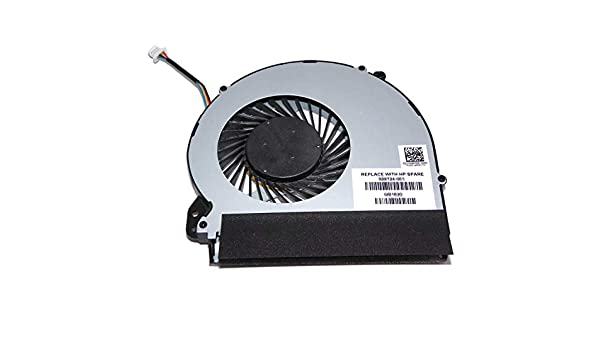 926905-001 926907-001 926906-001 Without Heatsink Givwizd Replacement CPU Cooling Fan Compatible HP PN