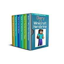 Diary of a Herobrine Box Set Book 1-Book 6: (Minecraft Diaries, Minecraft Books, Minecraft Books for Minecraft Stories, Minecraft Diary Books)