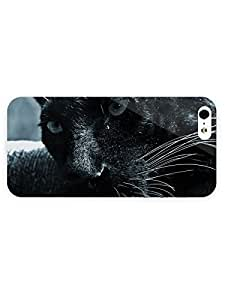 meilinF0003d Full Wrap Case for ipod touch 5 Animal Black Panther47meilinF000