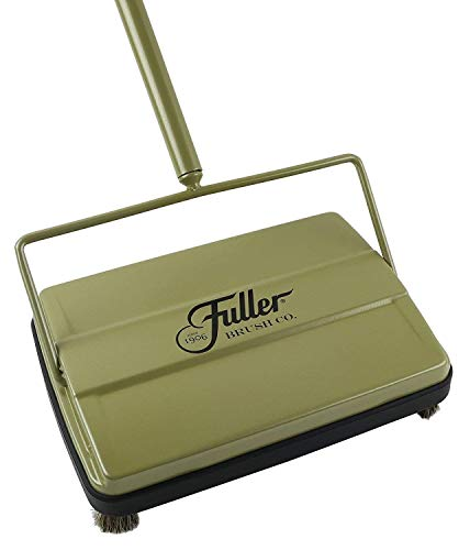 Regal Small Rug - Fuller Brush Electrostatic Carpet and Floor Sweeper -9