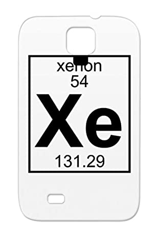 Chemist Element Careers Professions Xenon Chemistry Geek Nerd