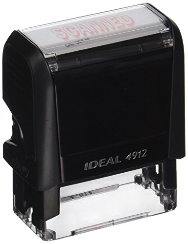 Ideal 4912 Text Stamp 1 7 product image