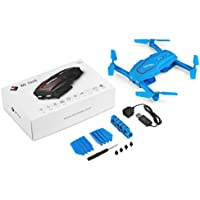 RC Quadcopter, Bangcool HD Camera Drone WIFI One Key Return Foldable RC Drone FPV Drone with Remote Control