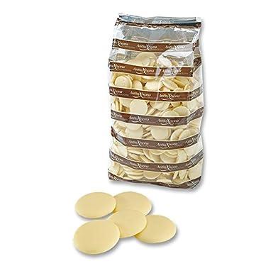 Gotas Chocolate Blanco Antiu Xixona - 1 Kg: Amazon.es: Alimentación y bebidas