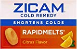 Zicam Cold Remedy Citrus RapidMelts, 25 Quick